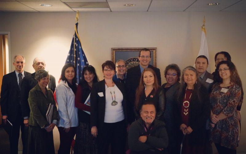 NABS Healing Coalition goes to Washington DC